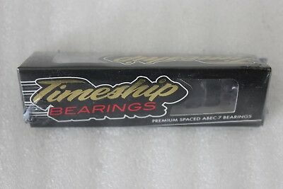 Timeship Abec 7 Built-In Bearings Skateboard Präzisions Kugellager 8 Stück NEU