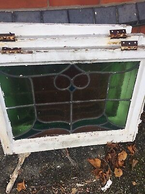 leaded windows