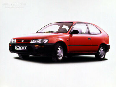 MANUALE OFFICINA TOYOTA COROLLA my 1995-2002 WORKSHOP MANUAL mail