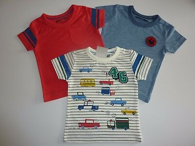 NEXT 3 Little Boys T-Shirts NWT
