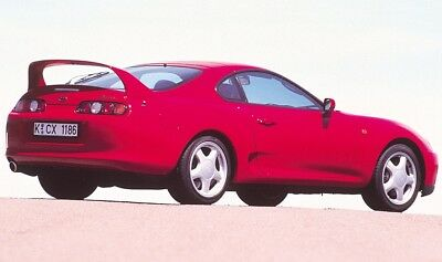 MANUALE OFFICINA TOYOTA SUPRA my 1995 - 1997 WORKSHOP MANUAL mail