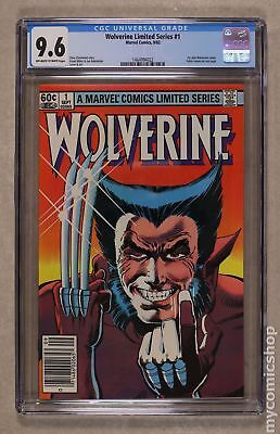 Wolverine (1982 Limited Series) #1 CGC 9.6 1464994022