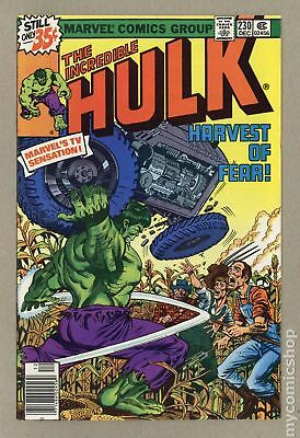 Incredible Hulk (1962-1999 1st Series) #230 VF+ 8.5