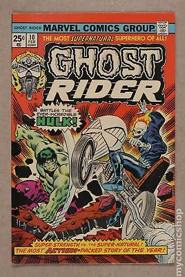 Ghost Rider (1973 1st Series) #10 FN+ 6.5