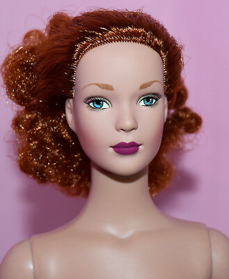 "Tonner 16"" Double Take Tyler Wentworth Hair TLC Nude Doll Orig Box TW1301"