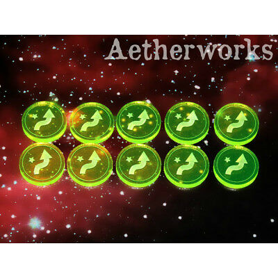 Aetherworks Evade Tokens (10) for Star Wars X-Wing