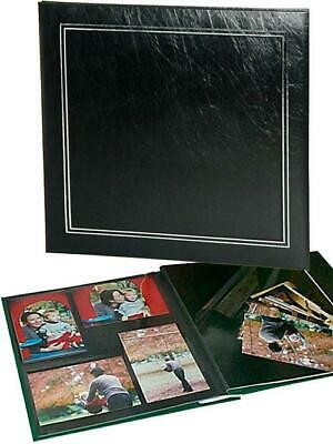 Lifetime Memories UR1 NCL Economy Self-Adhesive Photo Album Black 62774