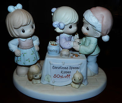 Precious Moments YOU ARE MY CHRISTMAS SPECIAL 104215 Large Special Ed  Figurine