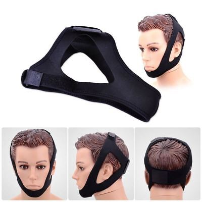 Triangle Anti Snoring Chin Strap Mouth Guard Stop Bruxism No More Snore Stop Sno