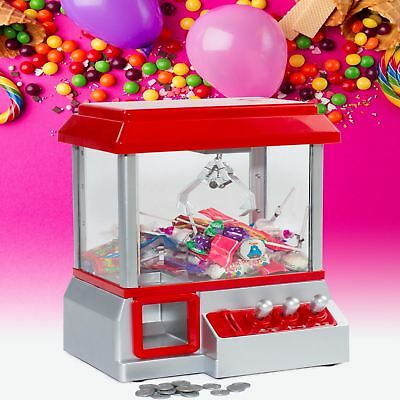 Candy Grabber Desktop Sweet Treat Retro Arcade Joystick Sweet Machine Dispenser