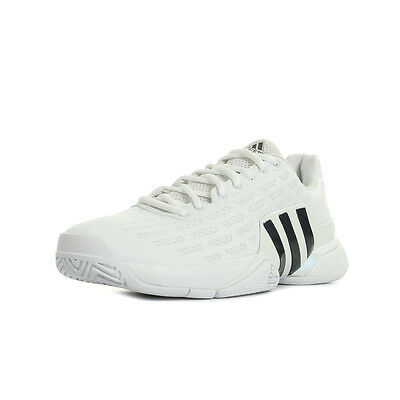 Chaussures adidas Performance homme Barricade 2016 Tennis taille Blanc Blanche