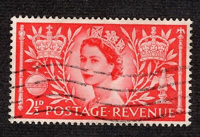 Great Britain Silver Jubilee 1935 1/2d SG532 FINE USED R39220