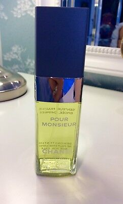 Chanel Pour Monsieur 100ml Edt for Men - new without box