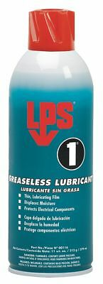 LPS Greaseless Lubricant, 11 oz. Container Size, 11 oz. Net Weight - 00116