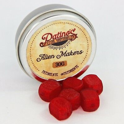30AWG Alien Maker - Ruby Red by Patino's Coil Smithing NYC