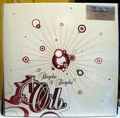 """The Orb """"bicycles And Tricycles"""" Dolp!uk04 Incl.ois Ltd Edition - M-/ex"""