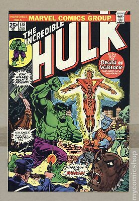 Incredible Hulk (1962-1999 1st Series) #178 VF- 7.5