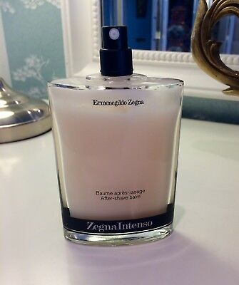 Zegna Intenso After Shave Balm 100m