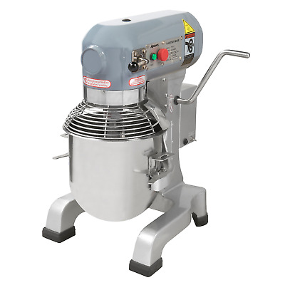 New ADCRAFT Planetary 10 QT Mixer ETL/NSF with 3 attachments, PM-10