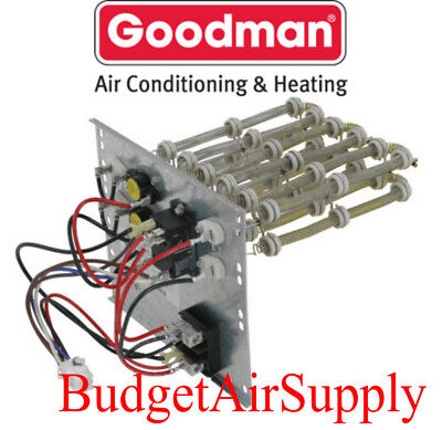 Goodman/AMANA  HKR10  10kw (34,100 BTU) Heat Strip -Heater Coil- (NO BREAKER)