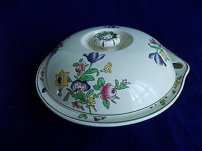 Booths Old Staffordshire Warming Plate