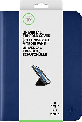 """Belkin Universal Tri-Fold Folio Cover Case Stand For Amazon Kindle Fire 6"""" 7"""" 8"""""""