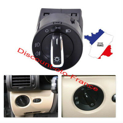 Commodo Commande Feux Phares Optiques Antibrouillards Vw Golf 4 10/1997-06/2005