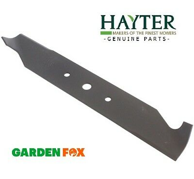 "savers choice Genuine Hayter Hunter 41 (16"") Mower BLADE 201026 HA201026 - 1458v"