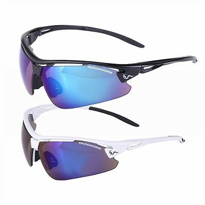 Woodworm Pro Select Sunglasses Auction for one PAIR white or black frames