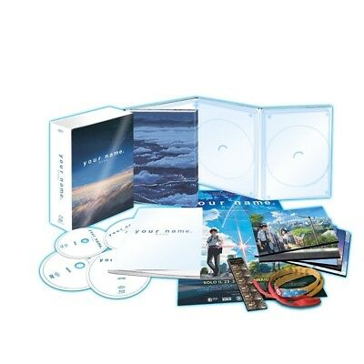 Preorder 8 novembre 2017 - YOUR NAME - LIMITED COLLECTOR Edition BLU-RAY bluray