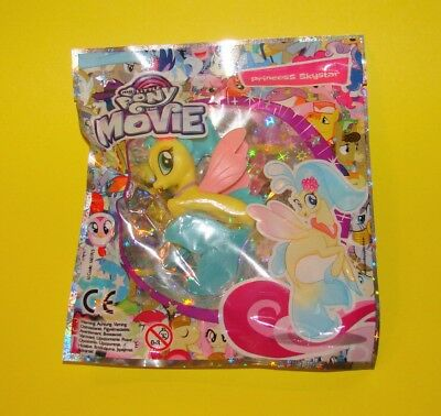 My Little Pony: the Movie - Egmont Figure: Princess Skystar (New)