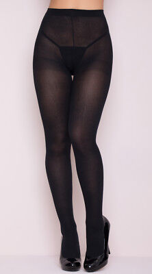 One Size Fits Most Womens Opaque Tights, Classic Tights