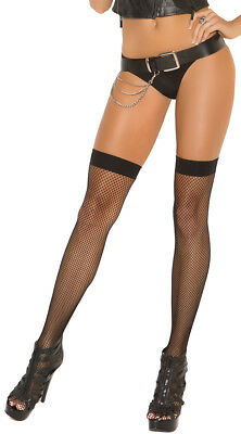 Queen Size Womens Plus Size Fishnet Thigh Highs, Thigh High Fishnets