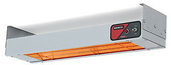 Nemco Food Equipment Hanging Infrared Bar Heater, 24 inch -- 1 each.