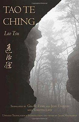 Tao Te Ching by Lao Tsu, Gia-Fu Feng, Jane English (Paperback,Text only edition)