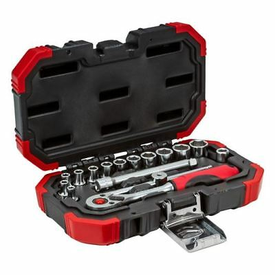 Carolus by Gedore 4400.2016 16 pce. 1/4″ Square Drive Socket Set 4mm – 13mm R...