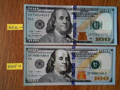 10 US $100 bills best Novelty Movie Prop Play Christmas Stocking Stuffers