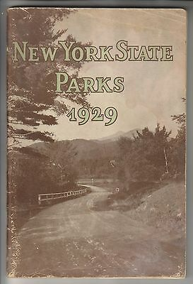 1929 Booklet - New York State Parks 1929