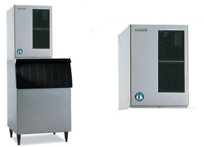 Hoshizaki Commercial Ice Machine Crescent Cuber Water-Cooled Condenser Km-515Mwh