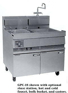 Anets Pasta Cookers Rethermalizers GPC18