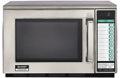 Sharp Microwave Oven 2100 Watts R-25JTF