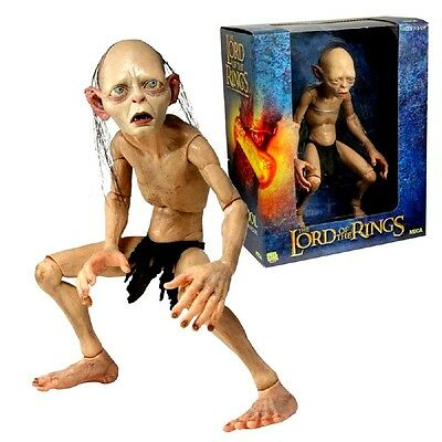 "LORD OF THE RINGS Smeagol - Action Figur - 12"" / 30 cm / Limited / Neca"