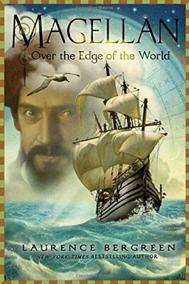 Over the Edge of the World-Laurence Bergreen