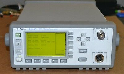 Agilent Keysight E4416A EPM-P Peak Power Meter, Great Shape, Guaranteed GOOD