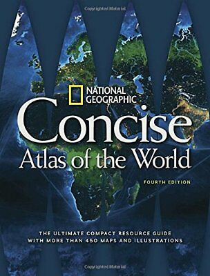 National Geographic Concise Atlas of the World, 4th Ed.-National Geographic