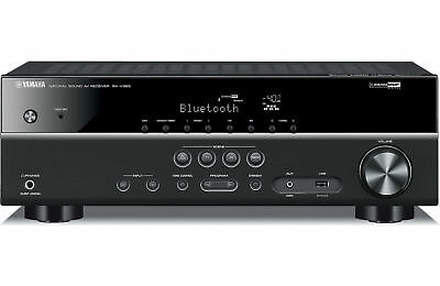 Yamaha RX-V383BL 5.1-channel home theater receiver with Bluetooth NEW RXV383BL