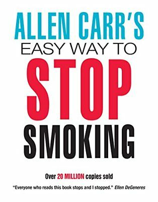 Allen Carr's Easy Way to Stop Smoking-Allen Carr, Damian O'Hara