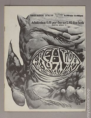 Creation Conventions (1971) Program #1971 FN- 5.5