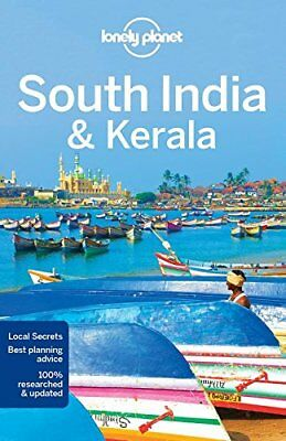 Travel Guide: Lonely Planet South India and Kerala-Lonely Planet Publications