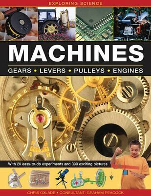 Exploring Science: Machines-Chris Oxlade, Graham Peacock